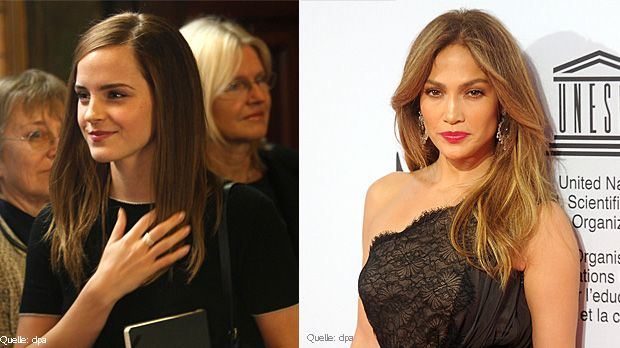 Emma-Watson-Top-Jennifer-Lopez-Flop-dpa - Bildquelle: dpa