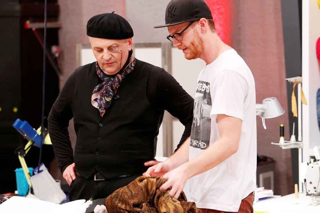 Fashion-Hero-Epi05-Atelier-38-ProSieben-Richard-Huebner - Bildquelle: Richard Huebner