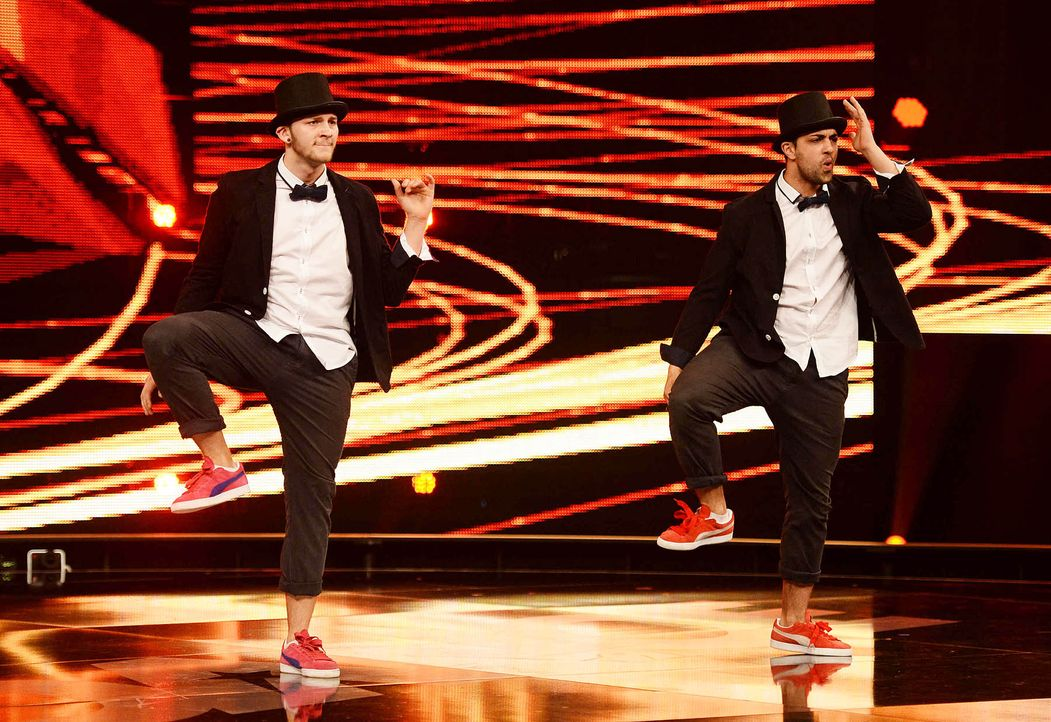 Got-To-Dance-Vlado-Pete-05-SAT1-ProSieben-Willi-Weber - Bildquelle: SAT.1/ProSieben/Willi Weber