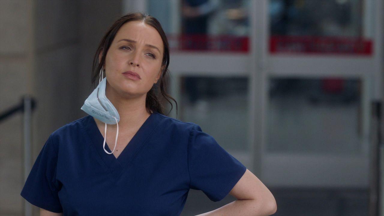 Dr. Jo Wilson (Camilla Luddington) - Bildquelle: 2020 American Broadcasting Companies, Inc. All rights reserved.