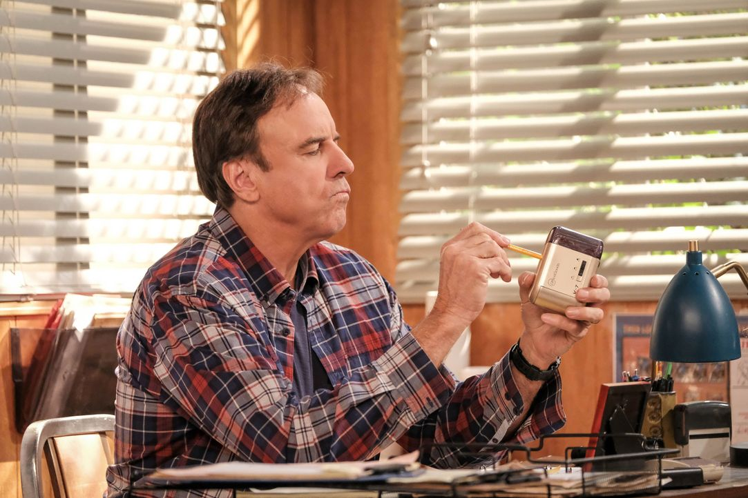 Don Burns (Kevin Nealon) - Bildquelle: Eddy Chen 2019 CBS Broadcasting Inc. All Rights Reserved. / Eddy Chen