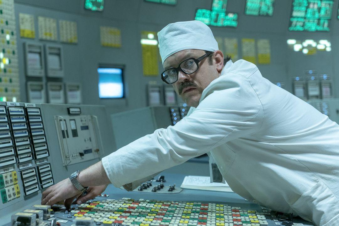 Alexandr Akimov (Sam Troughton) - Bildquelle: Liam Daniel Sky UK Ltd/HBO / Liam Daniel