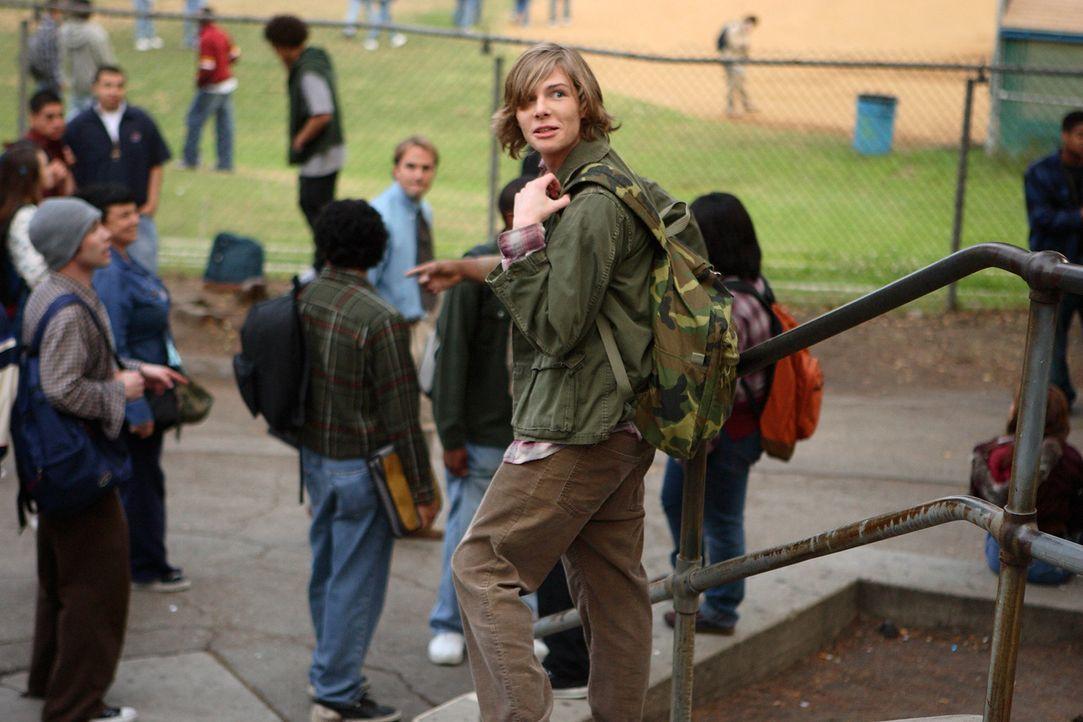 Ben (Hunter Parrish) ist der einzige Weiße in der Klasse von Erin Gruwell. Er muss sich jeden Tag gegen seine Klassenkameraden durchsetzen, denn au... - Bildquelle: Paramount Pictures