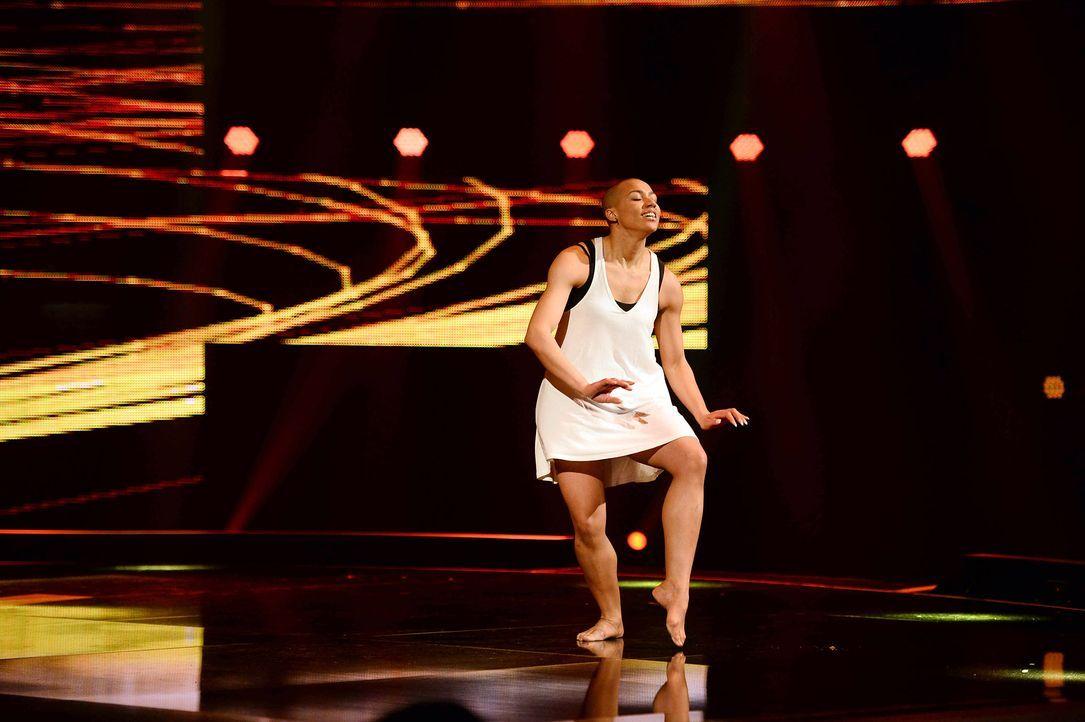 Got-To-Dance-Sarah-09-SAT1-ProSieben-Willi-Weber - Bildquelle: SAT.1/ProSieben/Willi Weber