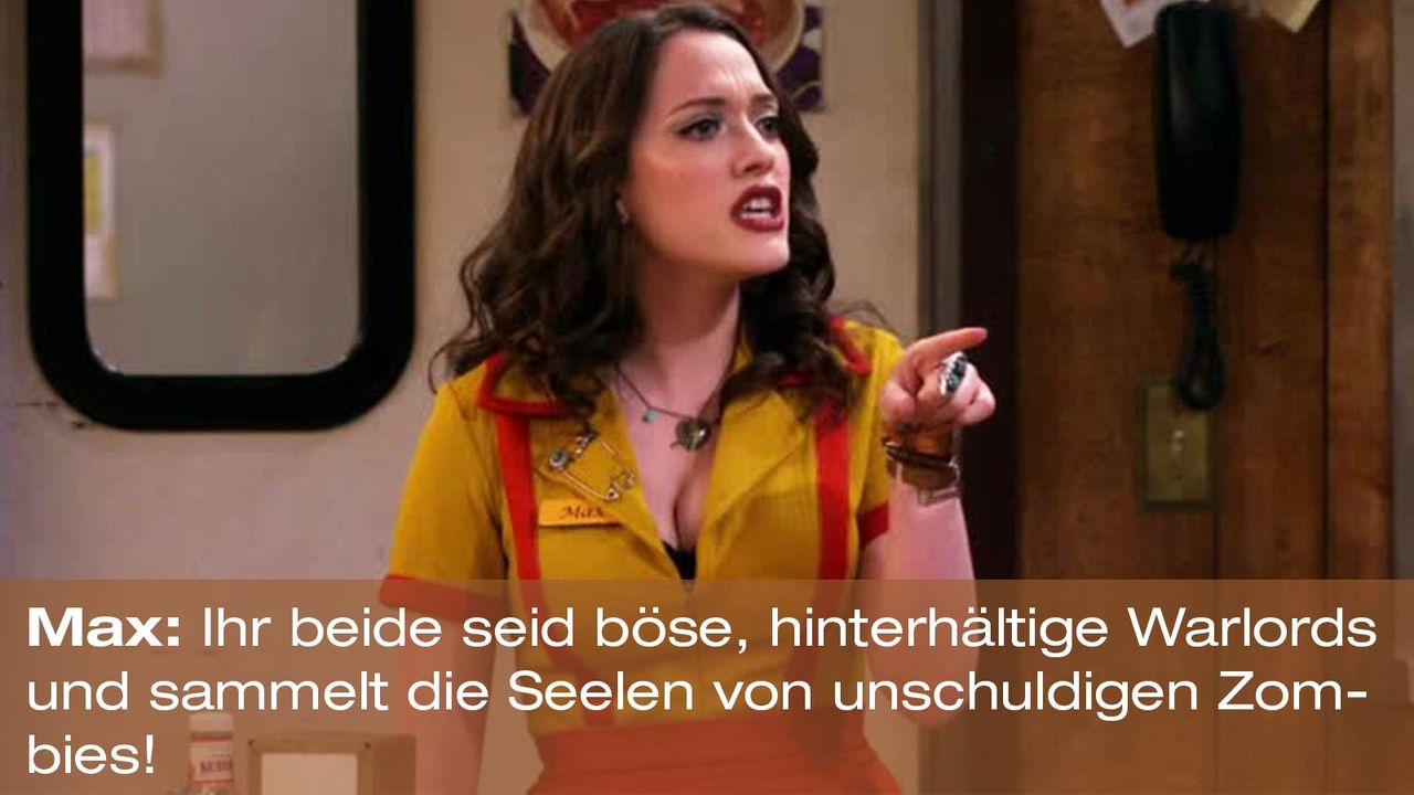 2-broke-girls-zitat-quote-staffel2-episode9-boss-max-warlords-warnerpng 1600 x 900 - Bildquelle: Warner Brothers