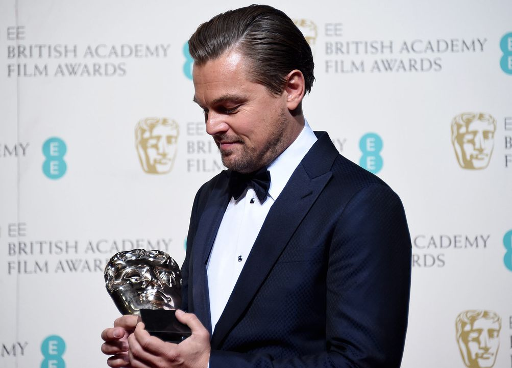 BAFTA-160214-04-dicaprio-dpa - Bildquelle: dpa
