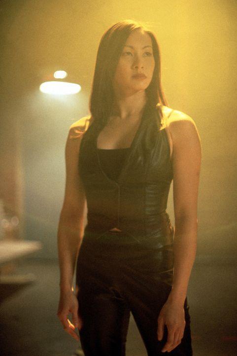 Geht keineswegs zimperlich mit ihren Gegnern um: Tommy Wong (Miranda Kwok) ... - Bildquelle: Strange Fruit Films