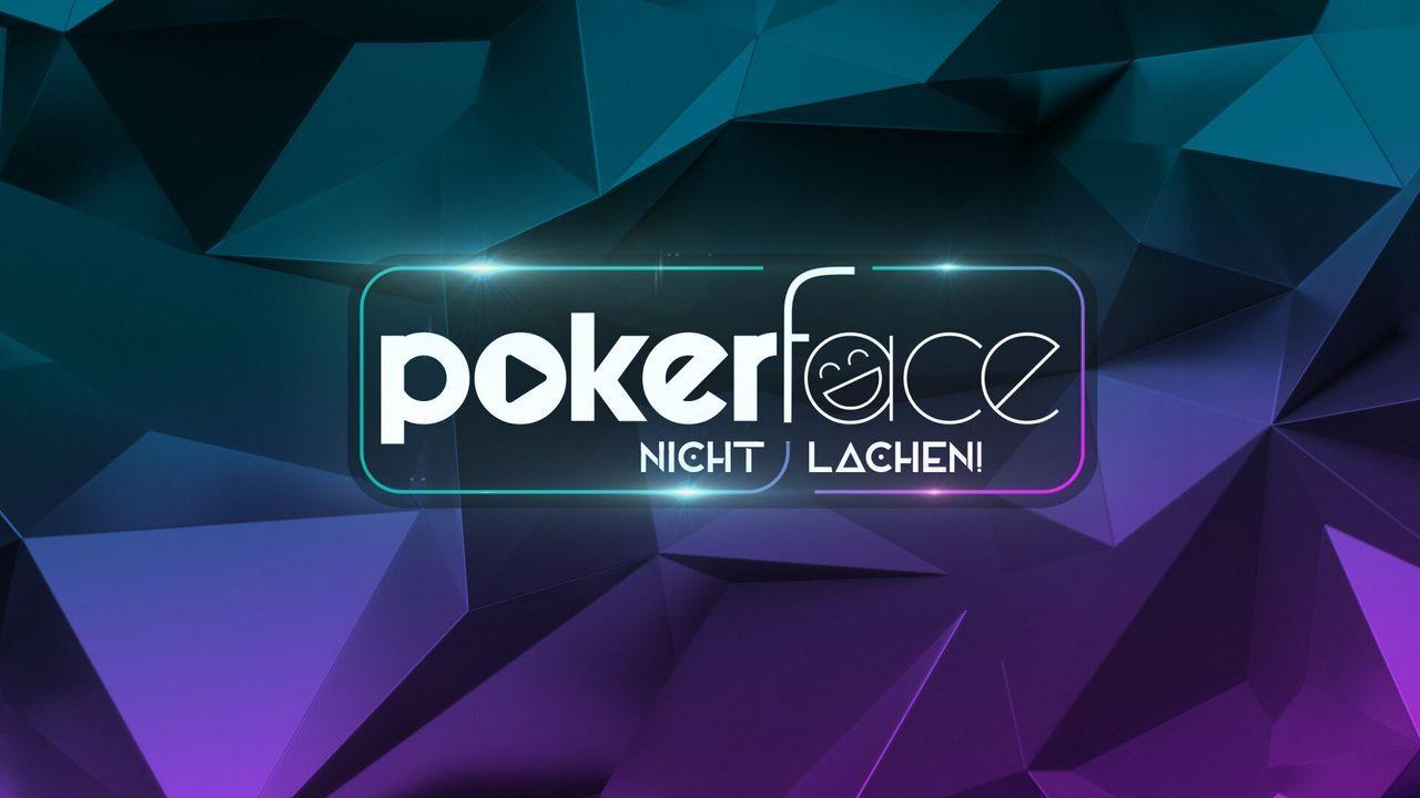 Pokerface - nicht lachen! - Logo - Bildquelle: ProSieben
