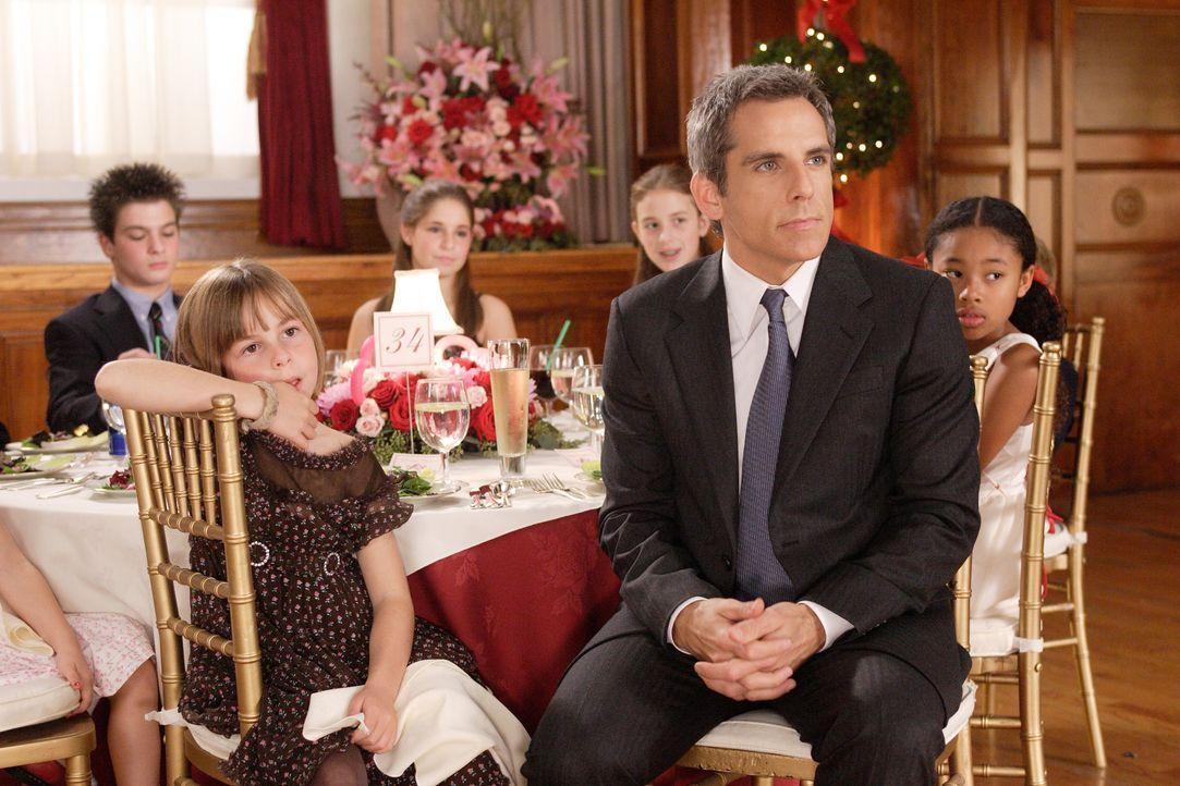 Eddie Cantrow (Ben Stiller, vorne M.) ist mit 40 immer noch unverheiratet. Die ganze Welt scheint aus Pärchen zu bestehen, doch für Eddie war die pa... - Bildquelle: DREAMWORKS LLC. ALL RIGHTS RESERVED.
