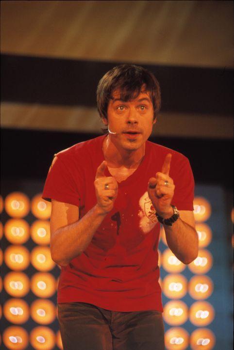 Das Comedy-Highlight mit dem beliebtesten Stand-up-Künstler Michael Mittermeier. - Bildquelle: ProSieben