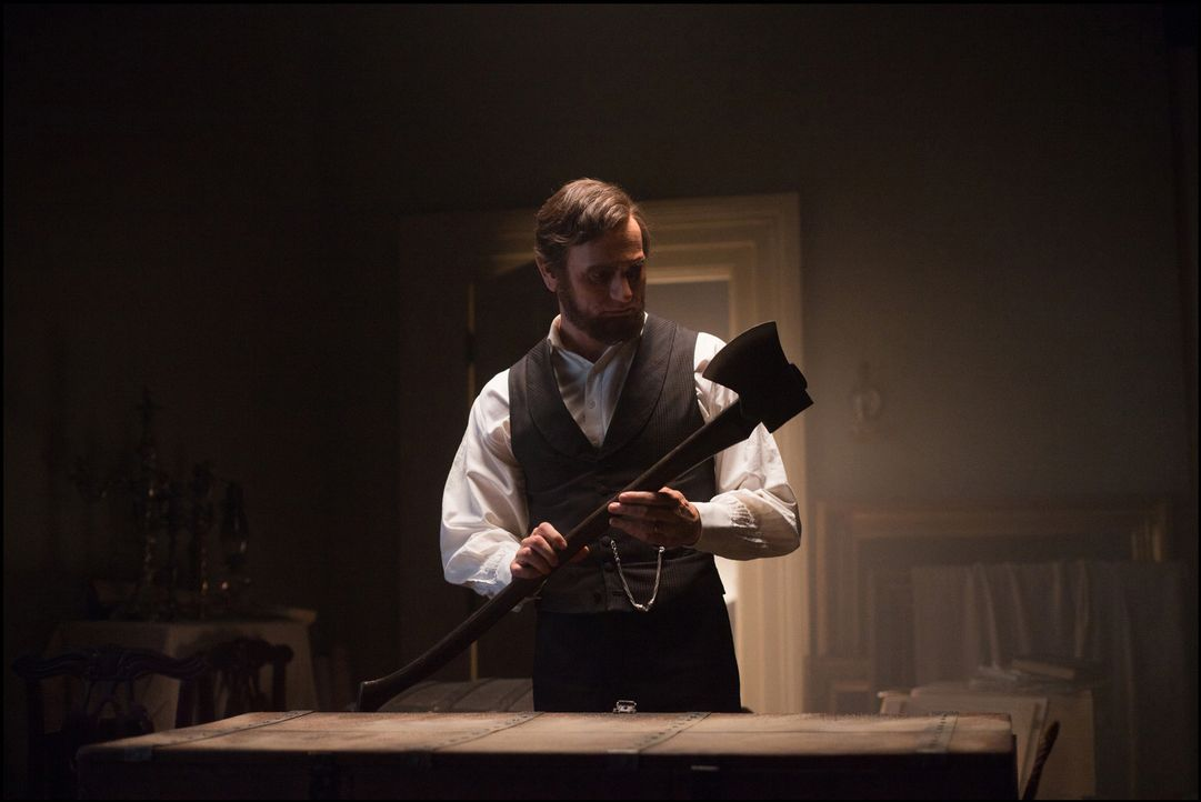 Abraham Lincoln (Benjamin Walker) war nicht nur der 16. Präsident der Vereinigten Staaten und Befreier der Sklaven, sondern auch ein unerbittlicher... - Bildquelle: Alan Markfield 2012 Twentieth Century Fox Film Corporation. All rights reserved.
