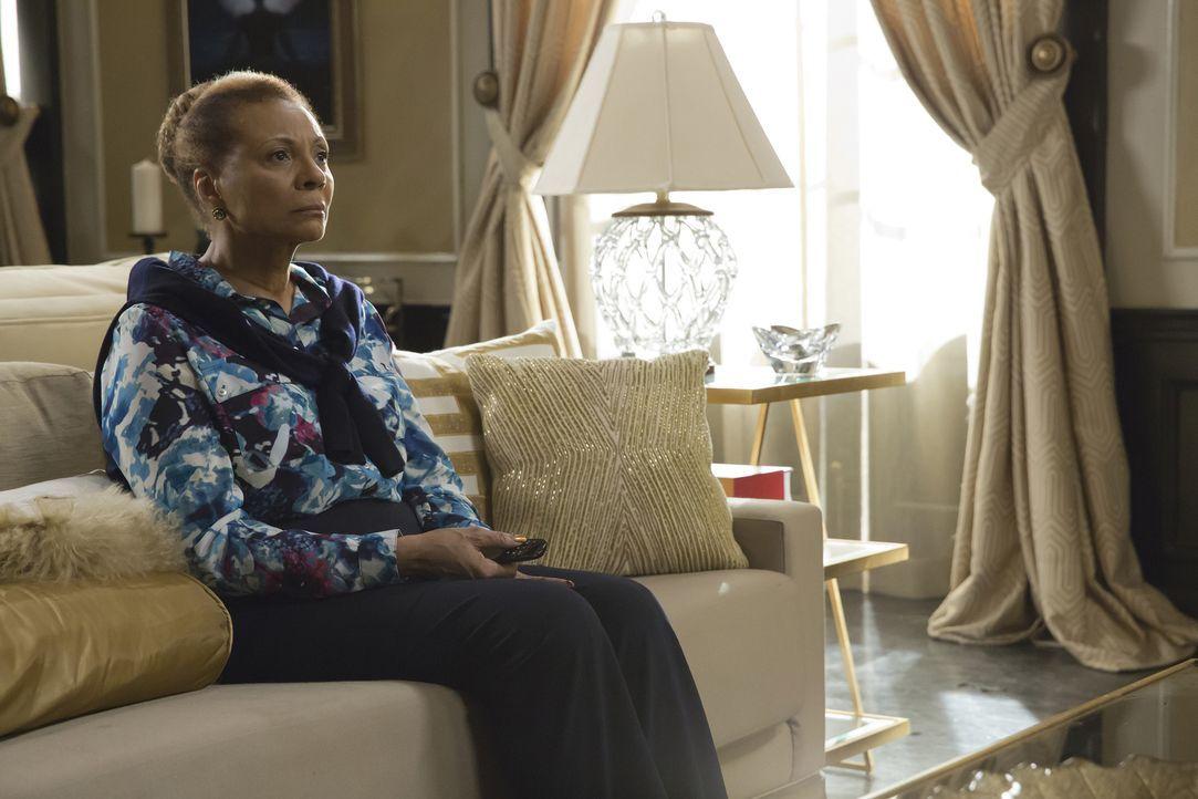 Wie wird es zwischen ihr und ihrem Sohn Lucious weitergehen? Leah (Leslie Uggams) ... - Bildquelle: 2015-2016 Fox and its related entities.  All rights reserved.