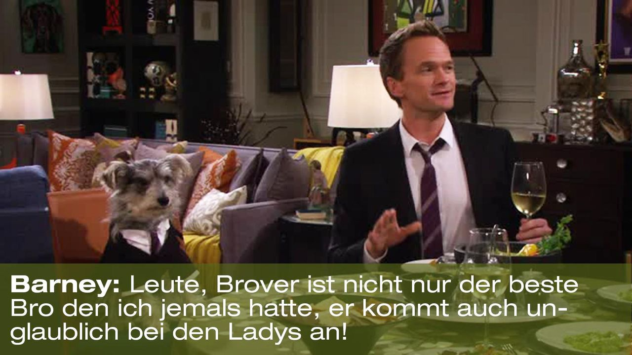 how-i-met-your-mother-zitat-quote-staffel-8-episode-5-durchtriebene-hunde-3-barney-foxpng 1600 x 900 - Bildquelle: 20th Century Fox