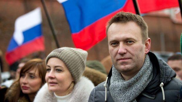 Nawalny kehrt nach Moskau zurück