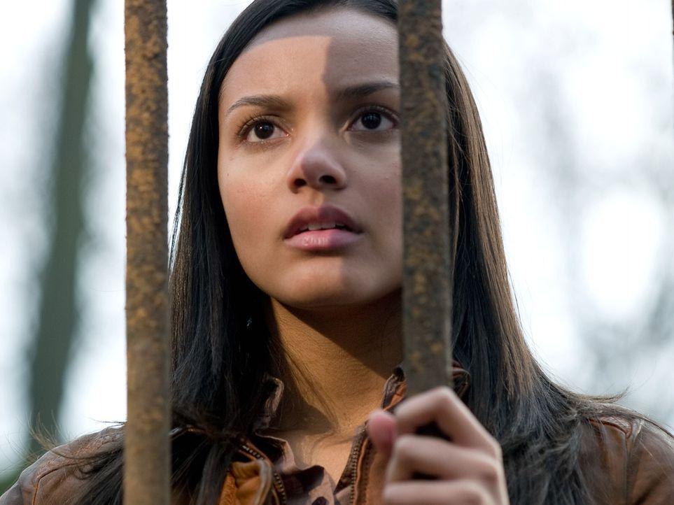 Auf der Suche nach ihrer Freundin landet Lisa (Jessica Lucas) nicht nur in einem heruntergekommenen Hotel, sondern auch in ihrer Vergangenheit ... - Bildquelle: 2009 Warner Bros.