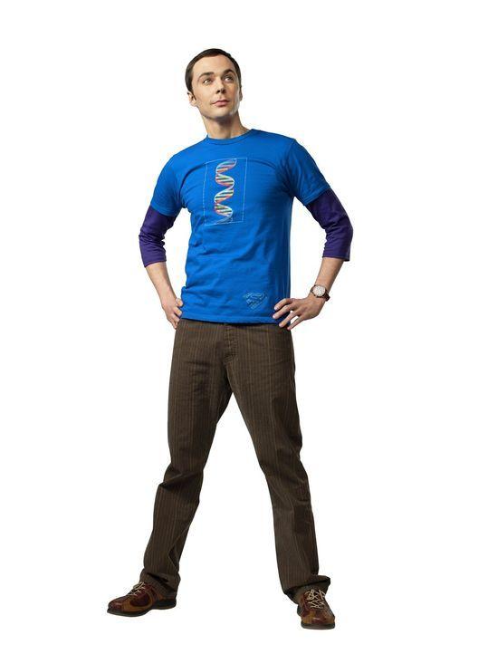 (11. Staffel) - Bringt seine Freunde oft zur Verzweiflung: Sheldon (Jim Parsons) ... - Bildquelle: Warner Bros. Television