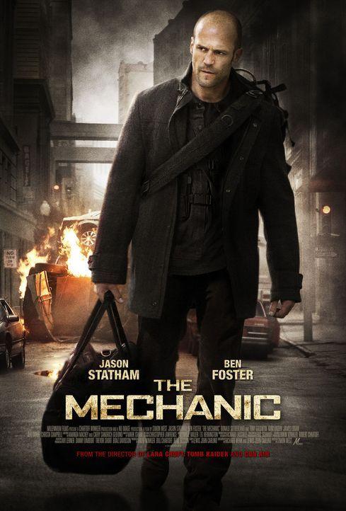 THE MECHANIC - Plakatmotiv - Bildquelle: 2010 SCARED PRODUCTIONS, INC.