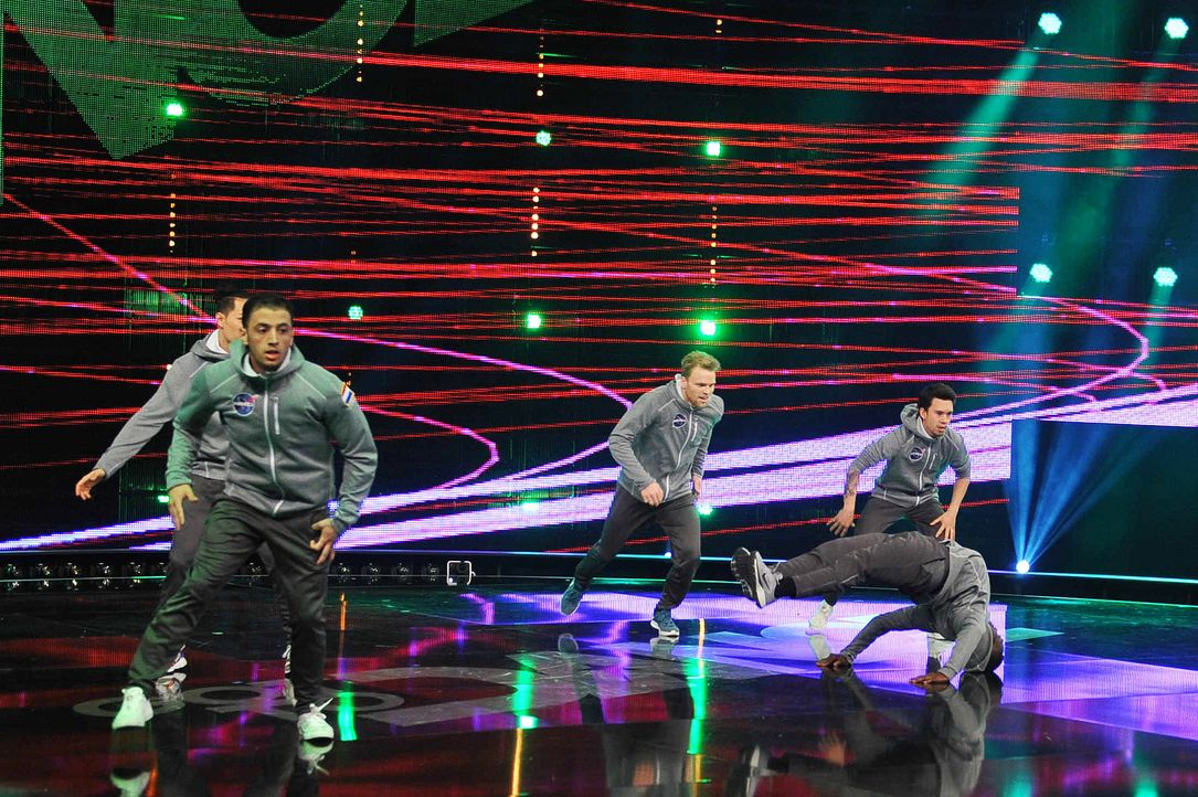 Got-To-Dance-The-Ruggeds-05-SAT1-ProSieben-Willi-Weber - Bildquelle: SAT.1/ProSieben/Willi Weber