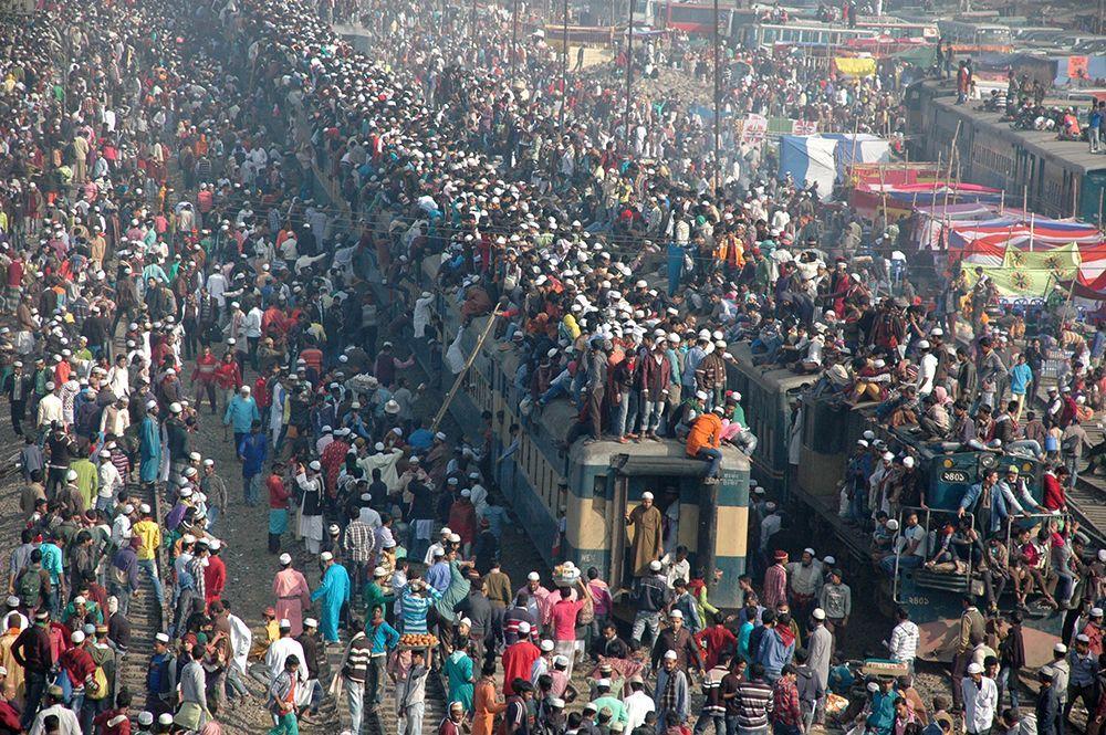 Muslimfest - Bildquelle: Xinhua / FOTOFINDER.COM