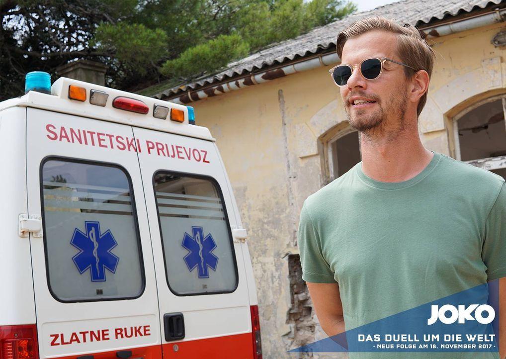 Joko_Ambulanz - Bildquelle: ProSieben/FloridaTV