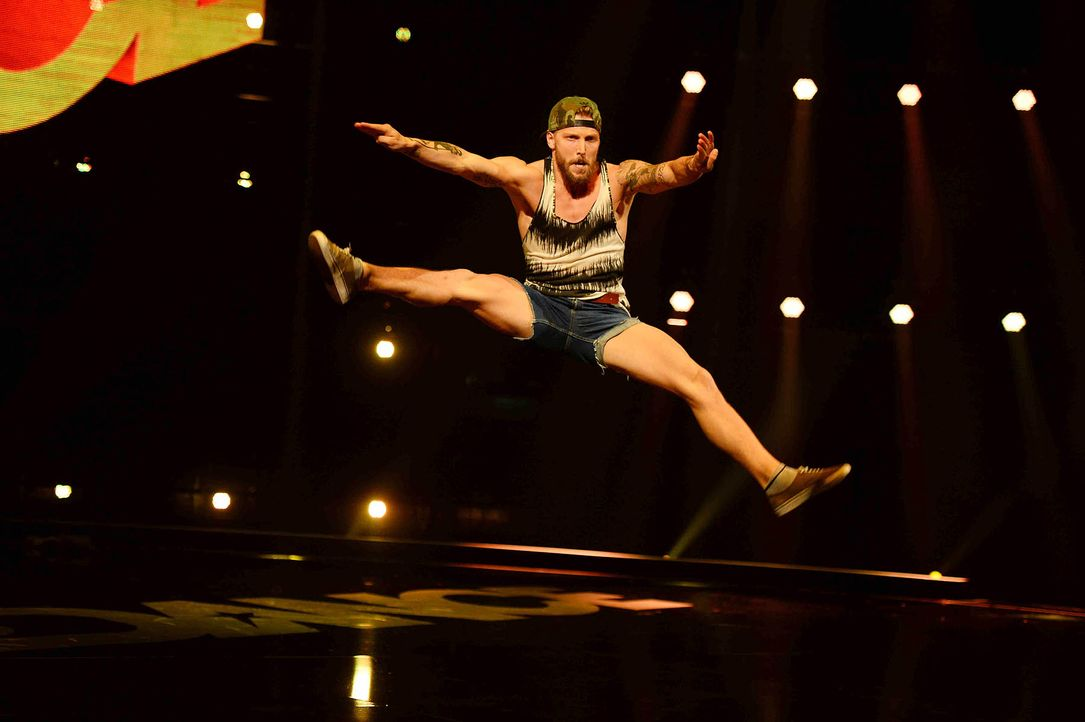 Got-To-Dance-Chris-Albert-05-SAT1-ProSieben-Willi-Weber - Bildquelle: SAT.1/ProSieben/Willi Weber