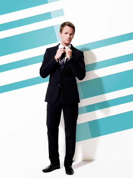 HIMYM - Staffel 9 - Promo Shoot4 - Bildquelle: 2013 CBS Broadcasting, Inc. All rights reserved.