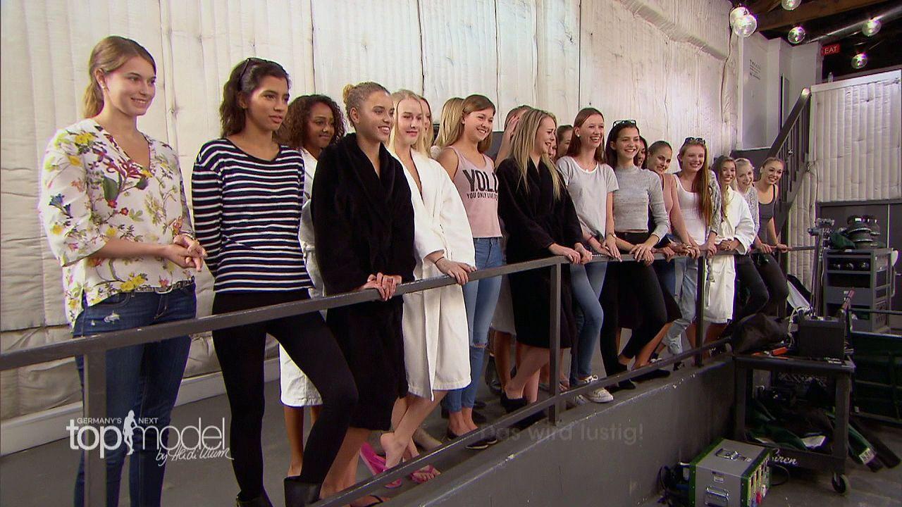 GNTM-11-Sendung3_082 - Bildquelle: ProSieben