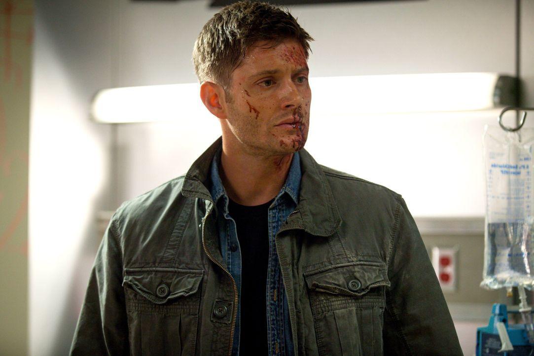 Dean (Jensen Ackles) will, dass Sam ums Überleben kämpft, doch hat er sich selbst möglicherweise schon aufgegeben? - Bildquelle: 2013 Warner Brothers