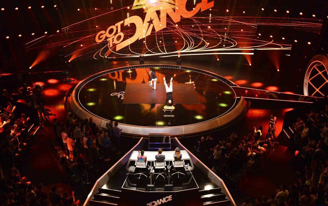Got-To-Dance-Guenther-Eddie-11-SAT1-ProSieben-Willi-Weber - Bildquelle: SAT.1/ProSieben/Willi Weber