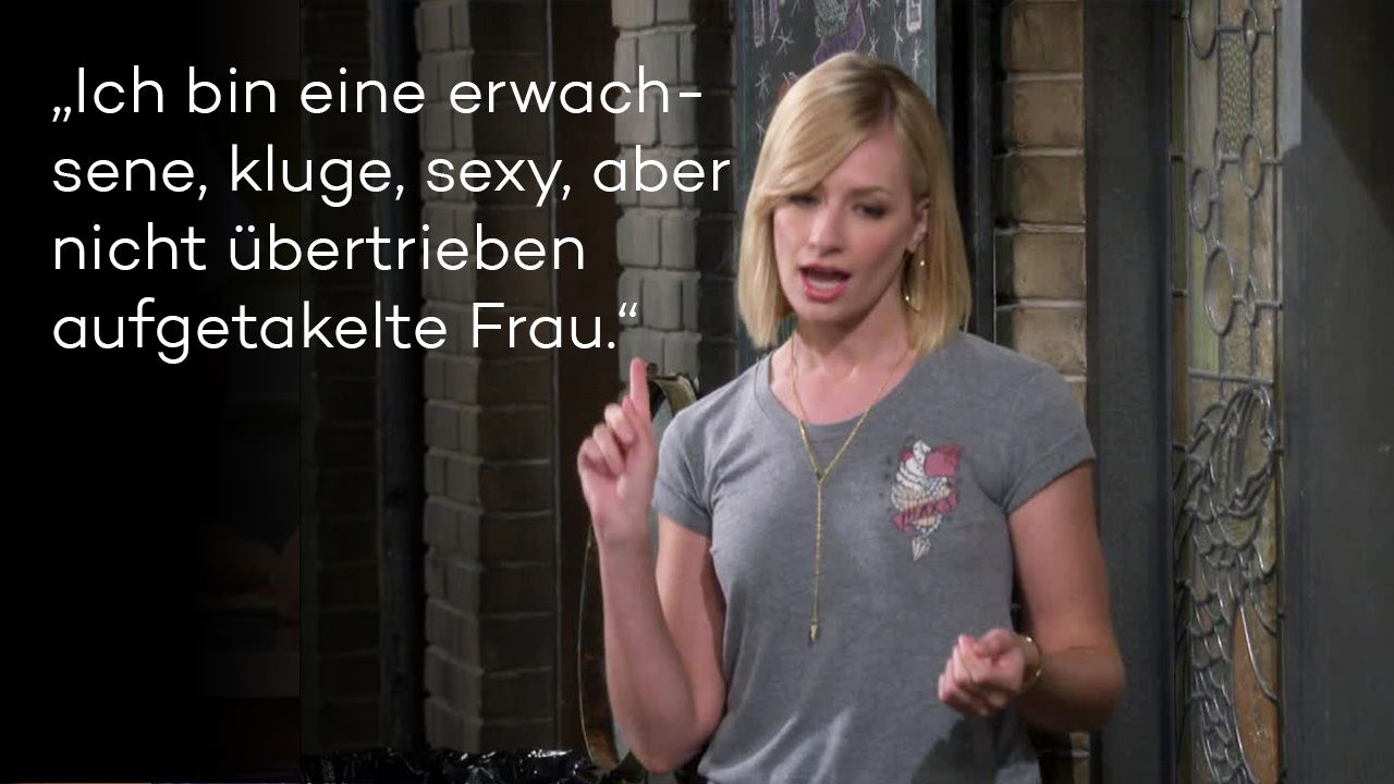"Zitate aus ""2 Broke Girls"" Staffel 5 - Bild 7 - Bildquelle: Warner Brothers"