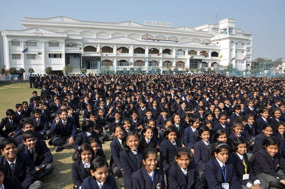 Riesenschule - Bildquelle: Gettyimages