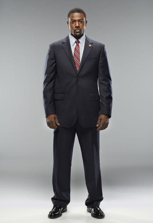 (1. Staffel) - Sein erster Arbeitstag sollte eigentlich ein Routine-Einsatz werden, doch dann kommt für Secret Service-Agent Marcus Finley (Lance Gr... - Bildquelle: 2013-2014 NBC Universal Media, LLC. All rights reserved.