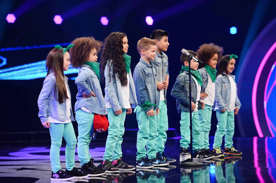 Got-To-Dance-Baby-Bounce-01-SAT1-ProSieben-Willi-Weber - Bildquelle: SAT.1/ProSieben/Willi Weber