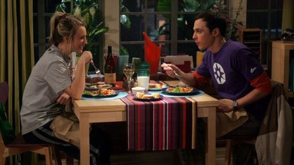 Katzentanzlied & Co. - hier zeigt Sheldon Cooper Gefühle