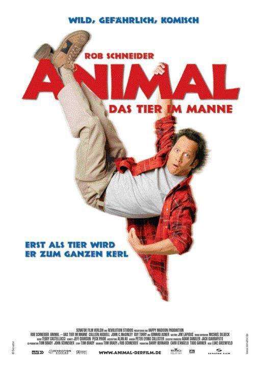 Animal - Das Tier im Manne mit Rob Schneider ... - Bildquelle: 2003 Senator Film