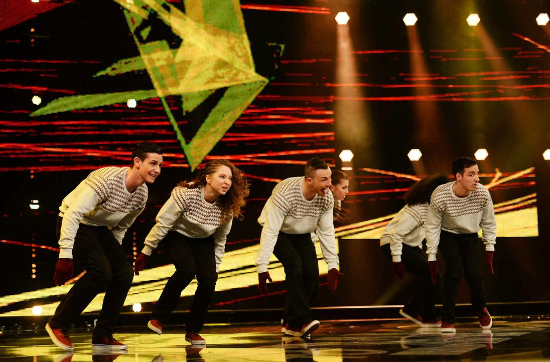 Got-To-Dance-Own-Risk-06-SAT1-ProSieben-Willi-Weber - Bildquelle: SAT.1/ProSieben/Willi Weber