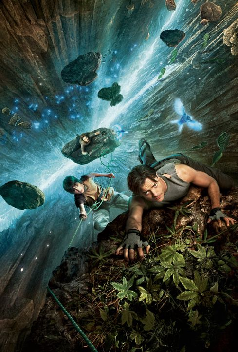 Die Reise zum Mittelpunkt der Welt - Bildquelle: Warner Bros.