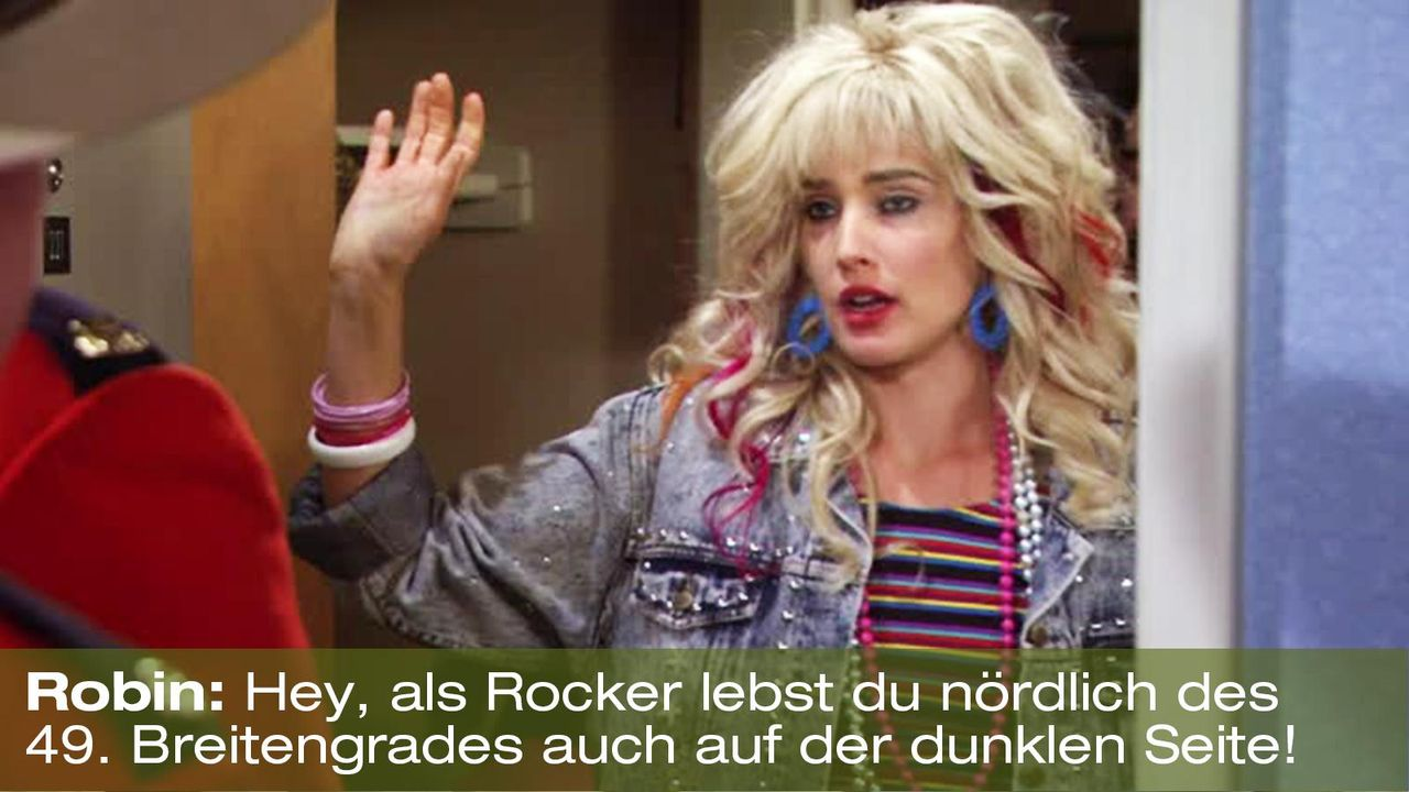 how-i-met-your-mother-zitat-quote-staffel-8-episode-9-zwoelf-wuschige-weiber-twelfe-horny-women-8-robin-foxpng 1600 x 900 - Bildquelle: 20th Century Fox
