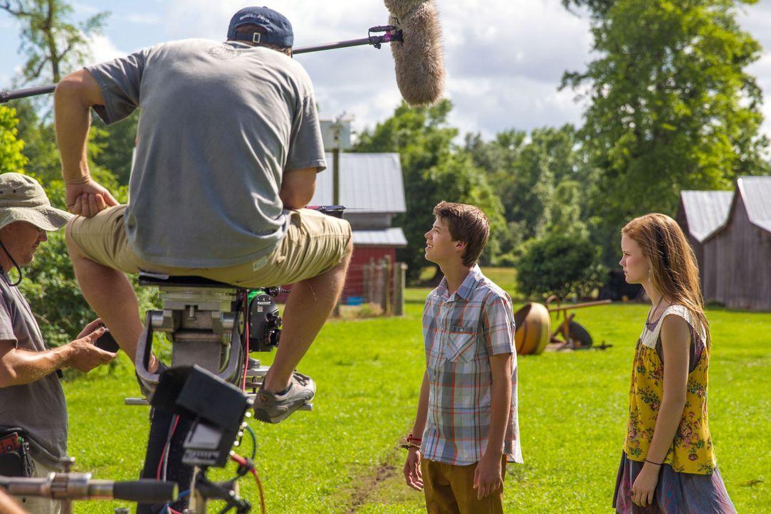 Under The Dome - Behind The Scenes - Bild vom Set der Serie26 - Bildquelle: CBS Television