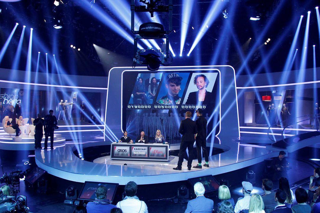 Fashion-Hero-Epi08-Show-25-Richard-Huebner-ProSieben - Bildquelle: Pro7 / Richard Hübner