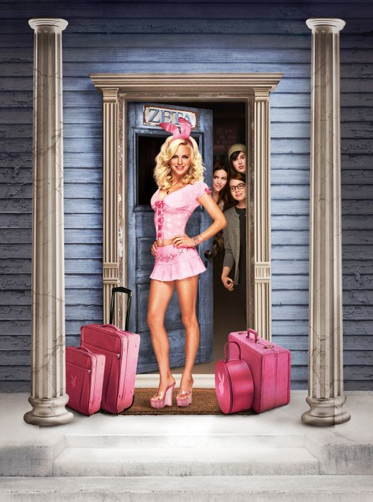 HOUSE BUNNY - Artwork - Bildquelle: 2007 Columbia Pictures Industries, Inc.  All Rights Reserved.