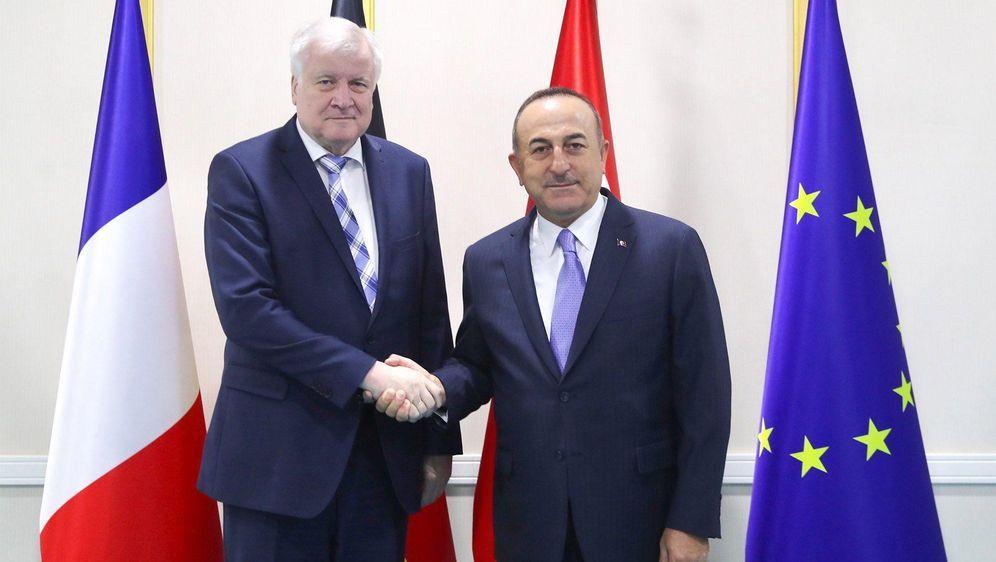- Bildquelle: (c) Pool Turkish Foreign Ministry
