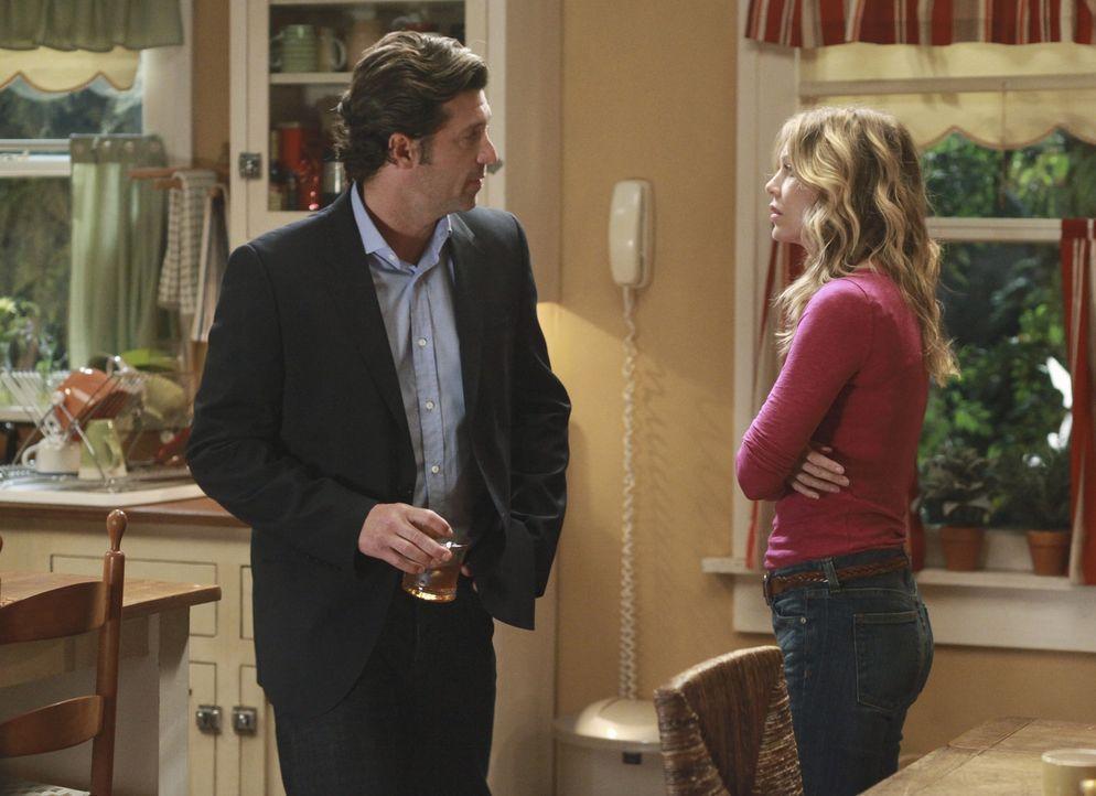 Können sie ihre Ehe retten? Meredith (Ellen Pompeo, r.) und Derek (Patrick Dempsey, l.) ... - Bildquelle: ABC Studios