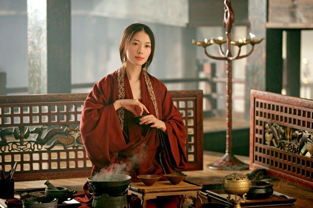 Wünscht sich nichts sehnlicher, als den Frieden: Xiao Qiao (Chiling Lin). - Bildquelle: Constantin Film Verleih GmbH