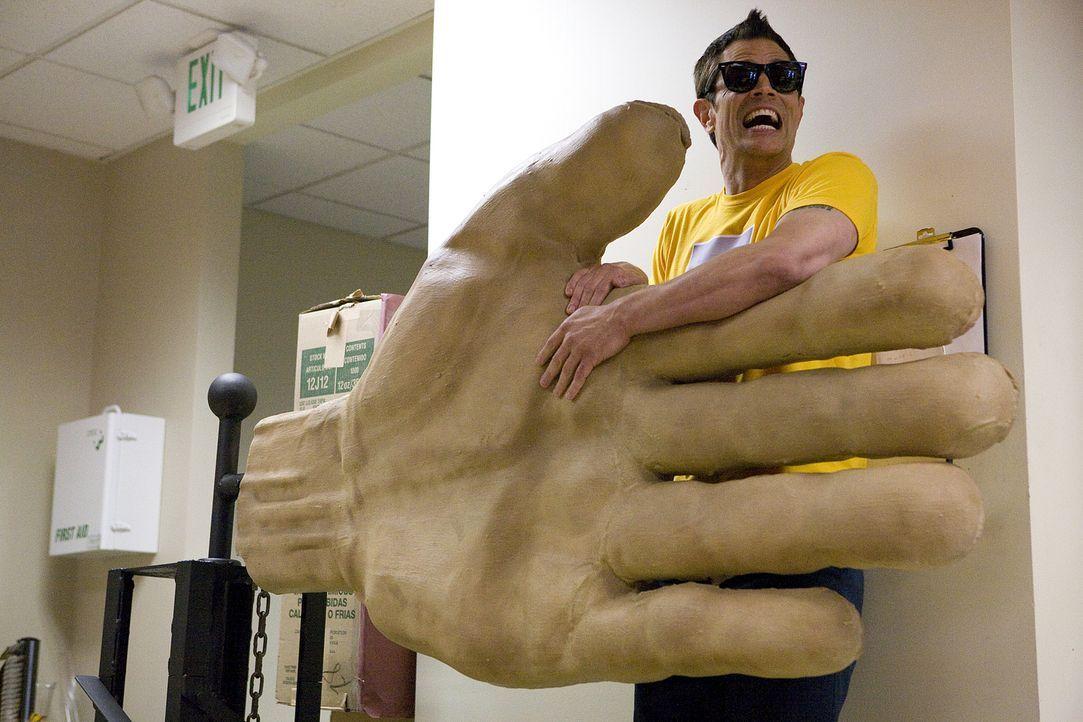 Johnny Knoxville ist immer für eine - meist schmerzhafte - Überraschung gut ... - Bildquelle: 2010 PARAMOUNT PICTURES. ALL RIGHTS RESERVED.