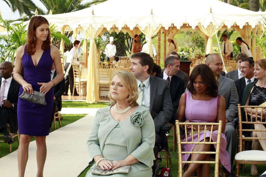 Für Addison (Kate Walsh, l.) wird die Hochzeitsfeier von Charlotte und Cooper zu einem Alptraum ... - Bildquelle: ABC Studios