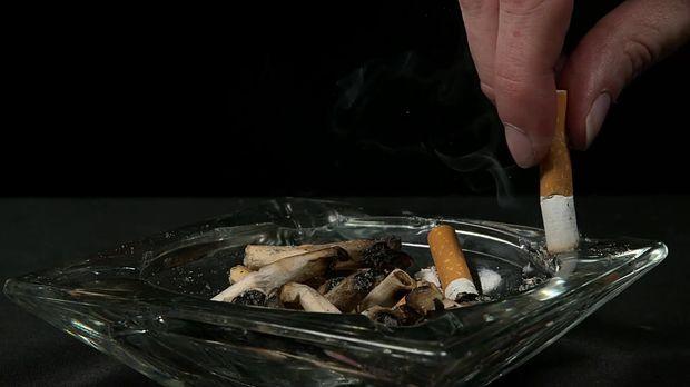 Aufhören zu Rauchen: Was passiert im Körper? - Sprühen NicoZero in Deutschland