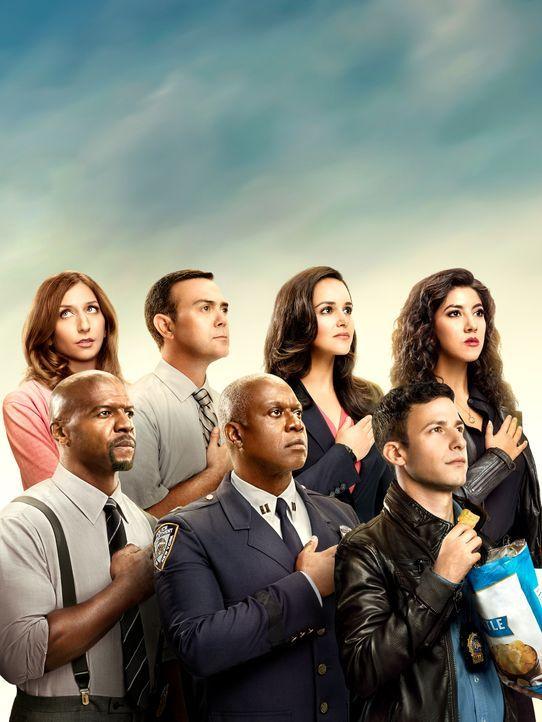 (5. Staffel) - Brooklyn Nine-Nine - Artwork - Bildquelle: 2018 UNIVERSAL TELEVISION LLC. All rights reserved.