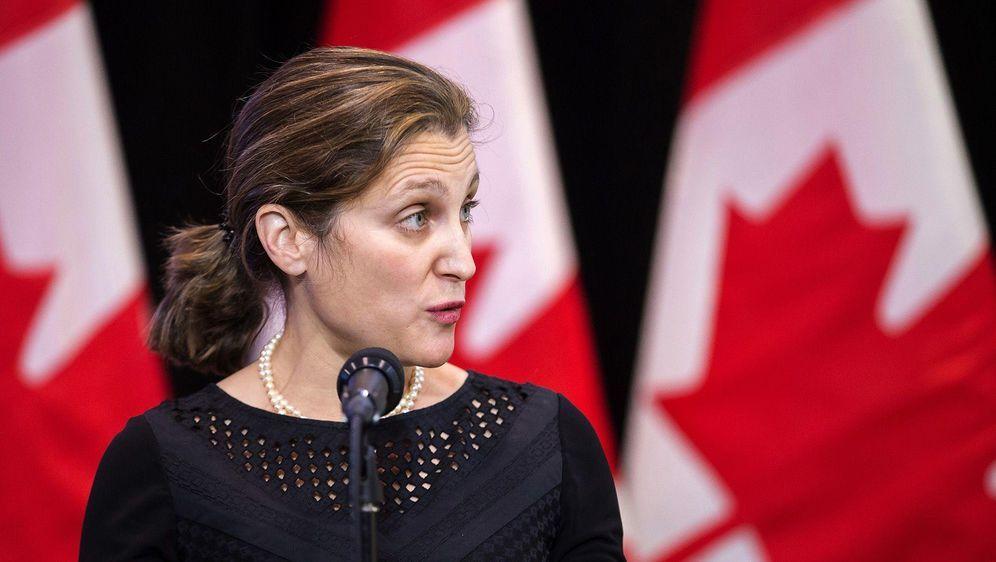 - Bildquelle: The Canadian Press/AP/dpa