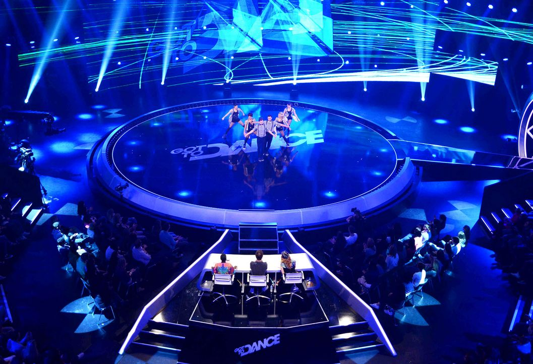 Got-To-Dance-CreaTionZ-10-SAT1-ProSieben-Willi-Weber - Bildquelle: SAT.1/ProSieben/Willi Weber
